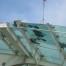 Reparação da Cobertura de Vidro – Estação de Metro do Aeroporto Francisco Sá Carneiro.